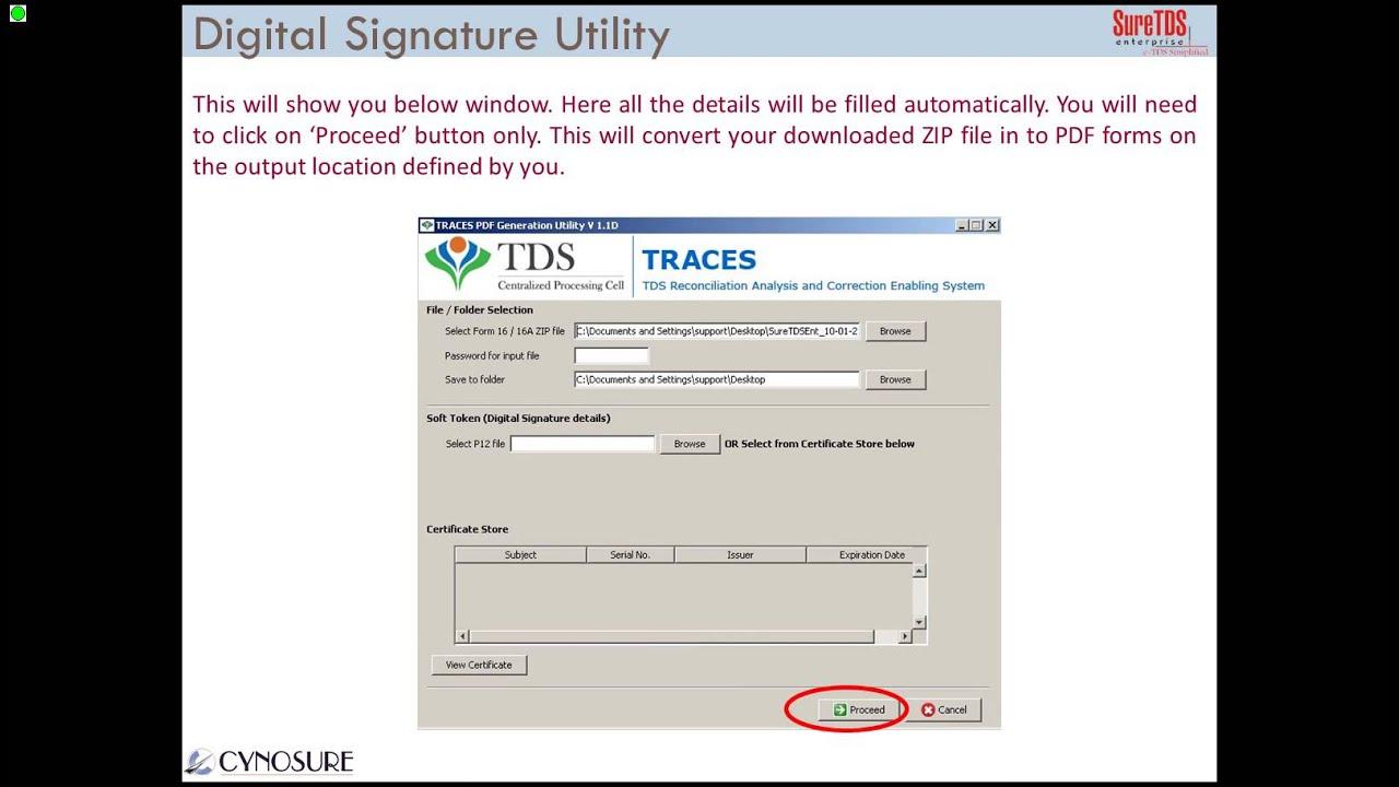 how ti sign a document digitally