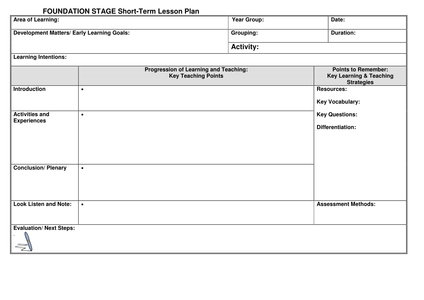 documentation story assessment and plan