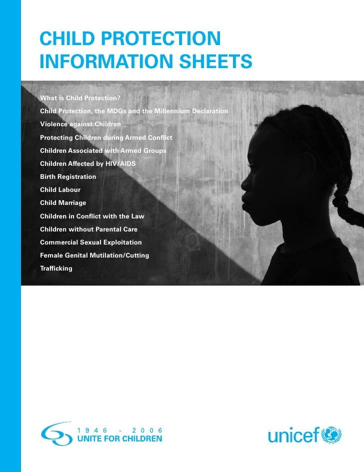 document relating to child protection aus