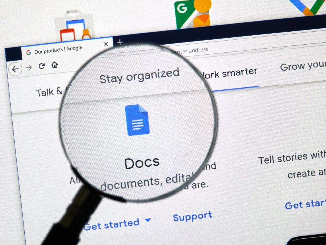 how to flip a document on docs