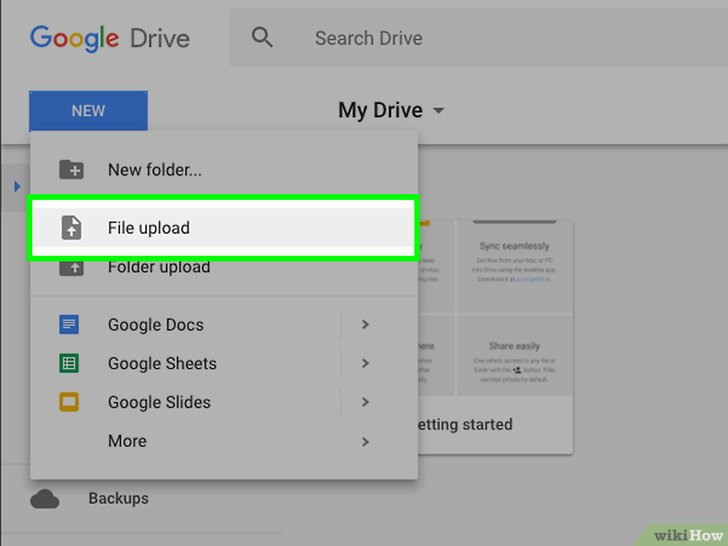 how to send word document to gmail