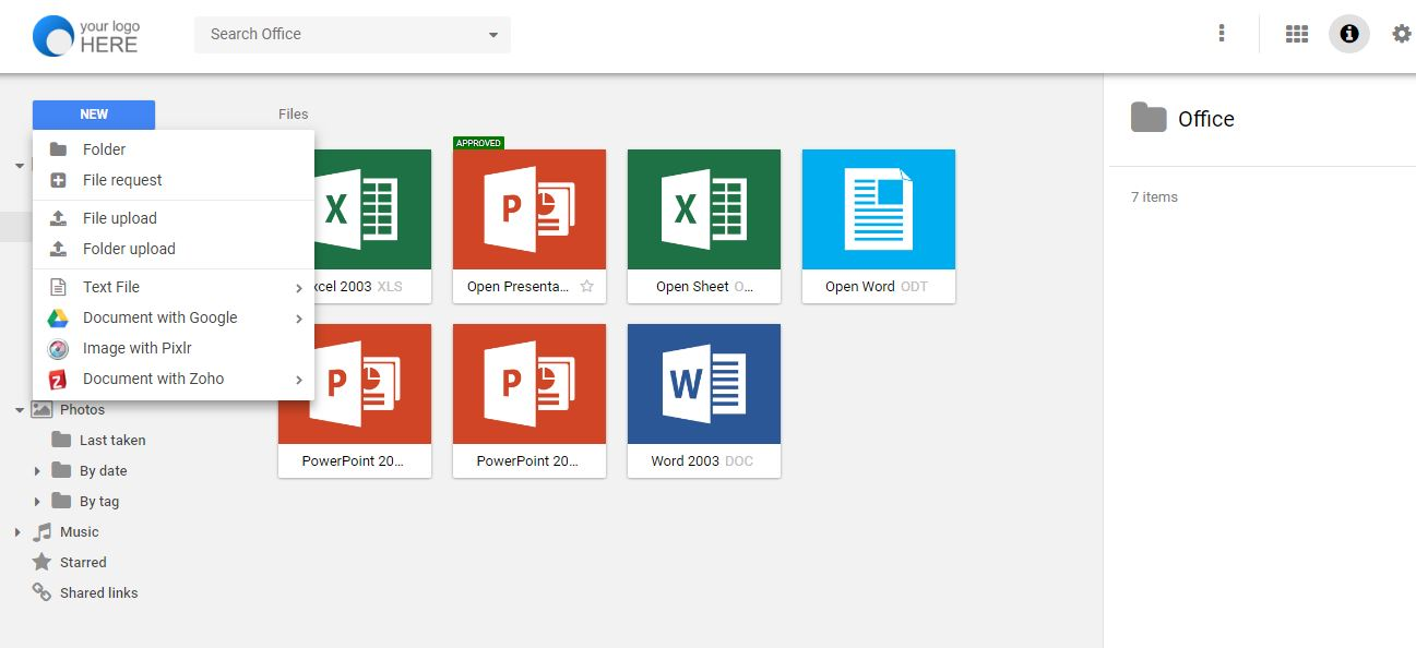 best free document management software