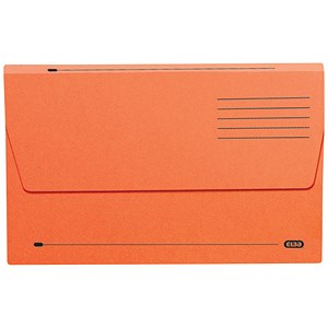 document wallet polydoc foolscap red