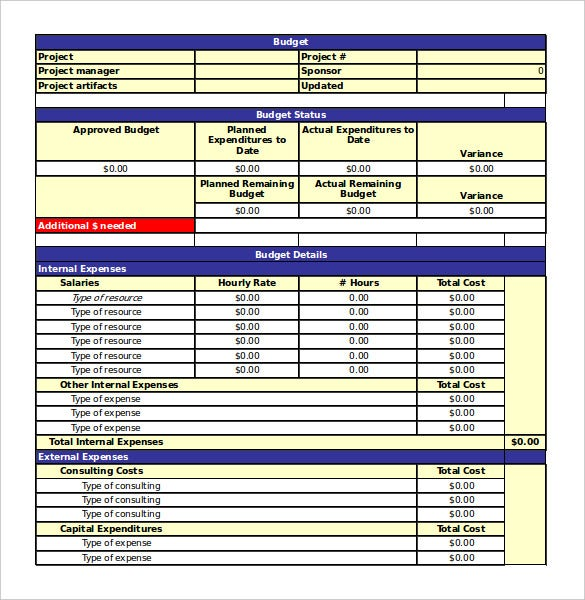 free document control template excel