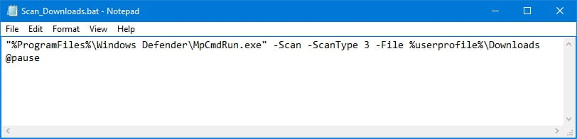 how to scan a document to windows 10