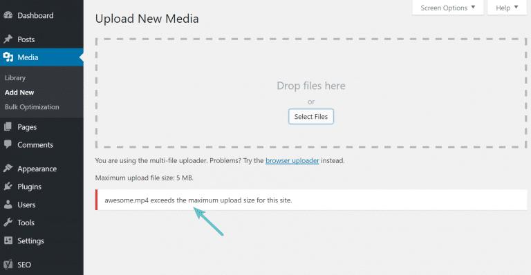 change file size of pdf document