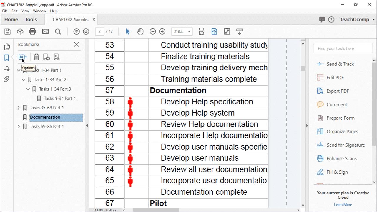 open each document diferent windows adobe acrobat pro