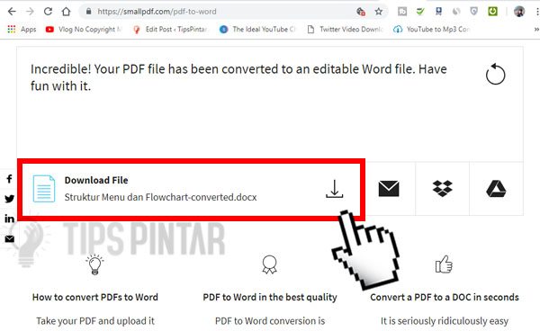 convert jpg to word document online
