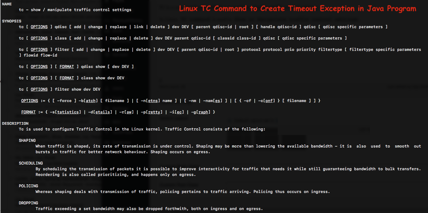 linux commands create java document