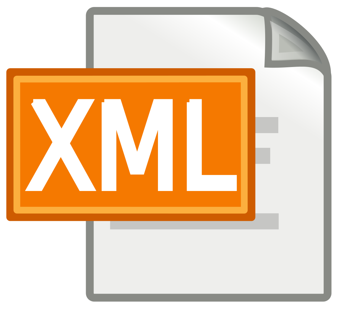 create xml document from string