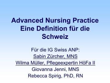 define restrospective in nursing documentation
