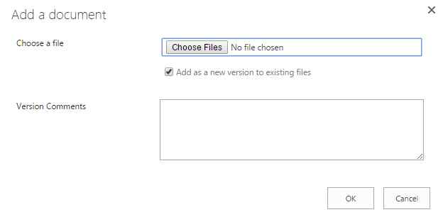 create a document library in sharepoint office 365