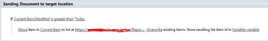 sharepoint 2010 workflow triggers rename document