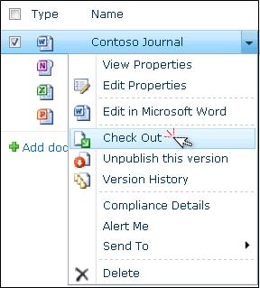 microsoft word document symbols list