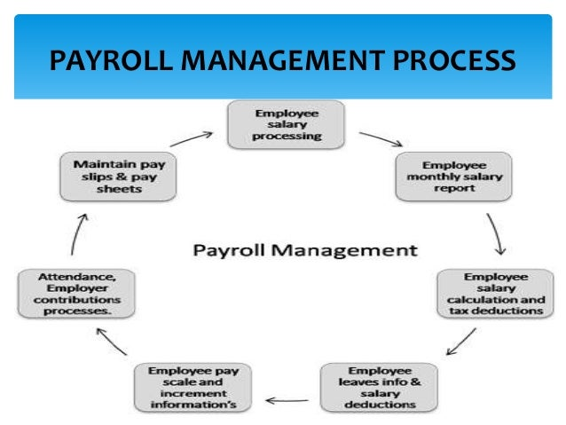 payroll system project documentation