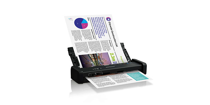 epson workforce ds 360w document scanner