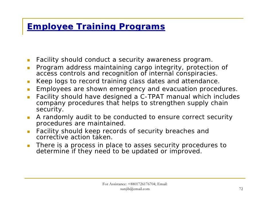 employee attendance system documentation