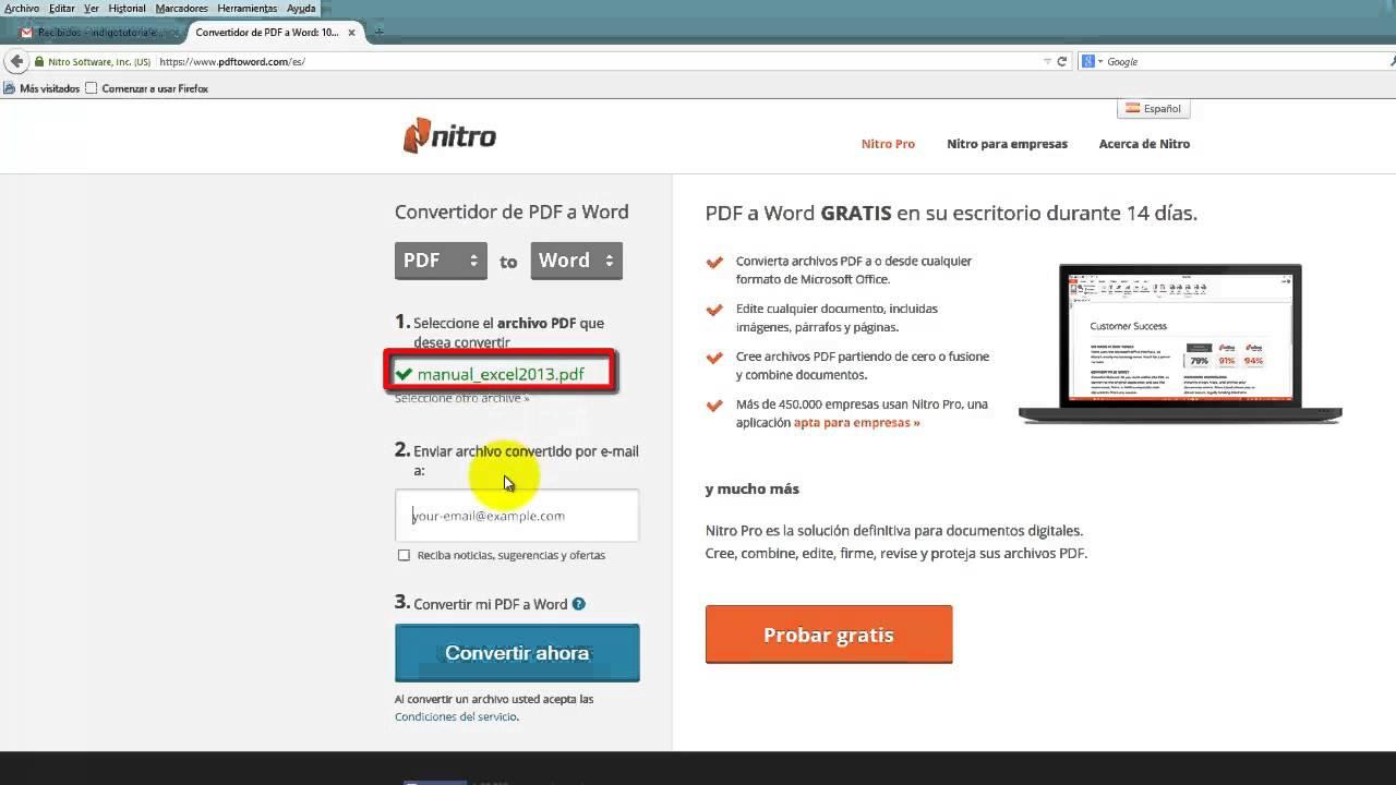 convert pdf to word document online