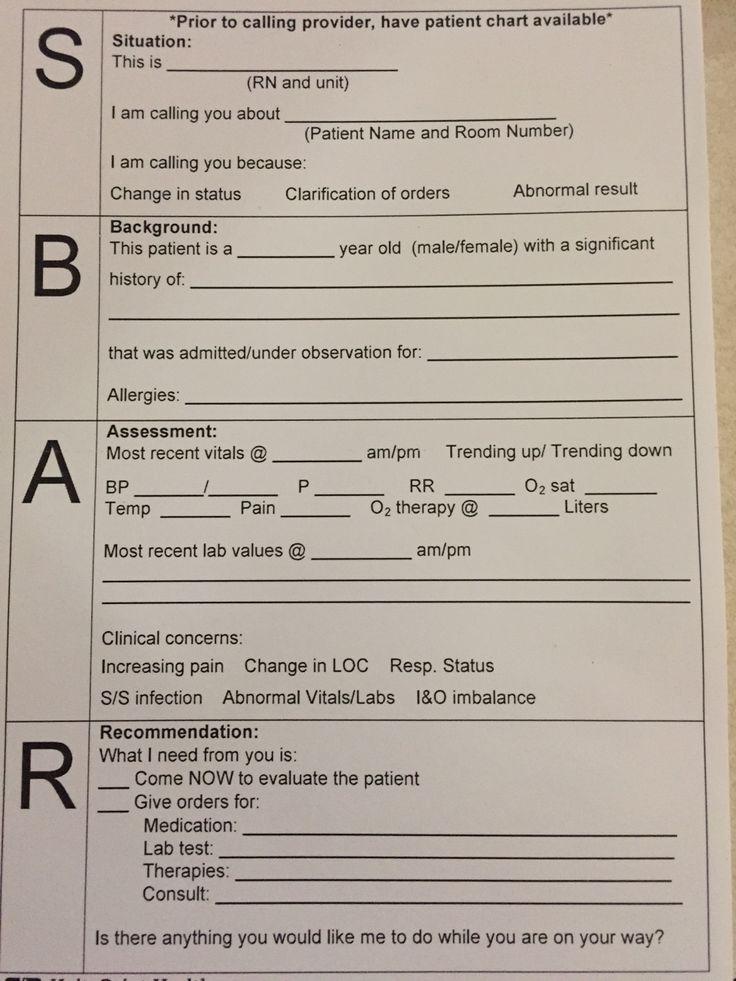 documentation of nursing care