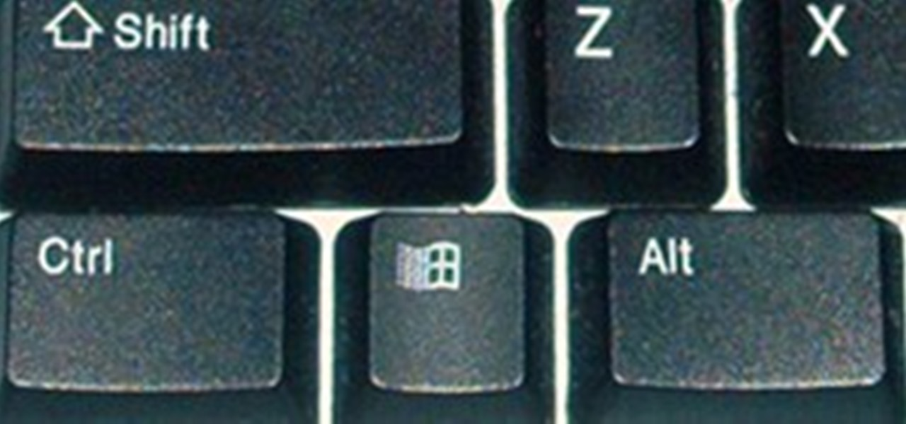 windows shortcut key to go to beginning of document