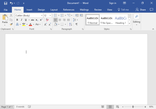 make a document with mutiple pictures