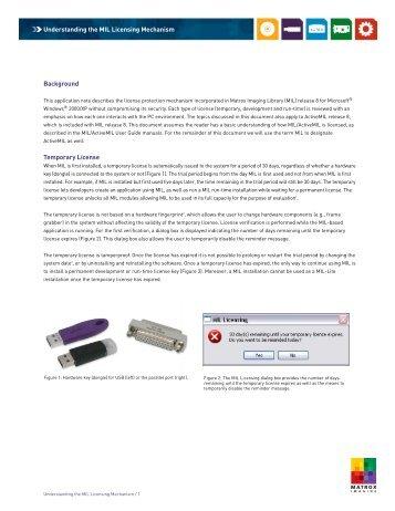 matrox imaging library documentation