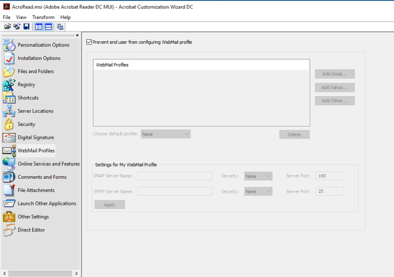 adobe change default page view when opening document