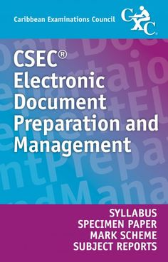 what is electronic document preparation and management