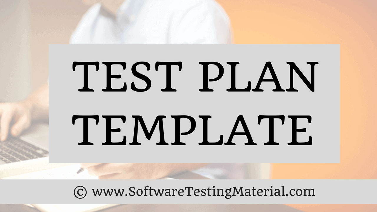 software testing documentation examples