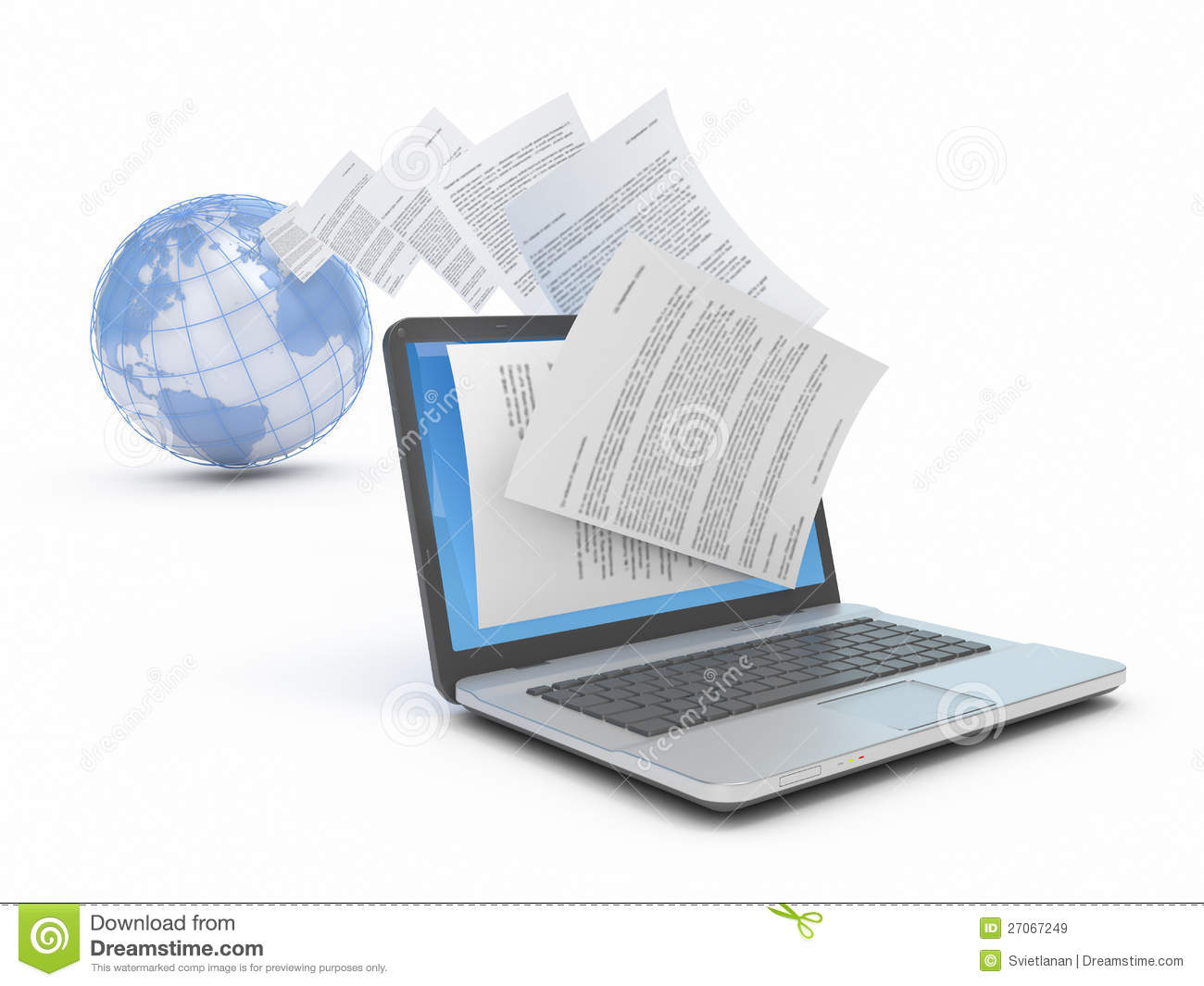 what is a transfer document