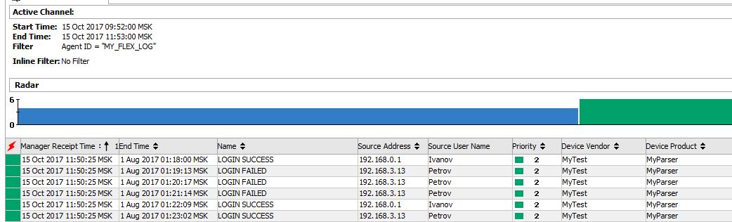 arcsight flex connector documentation