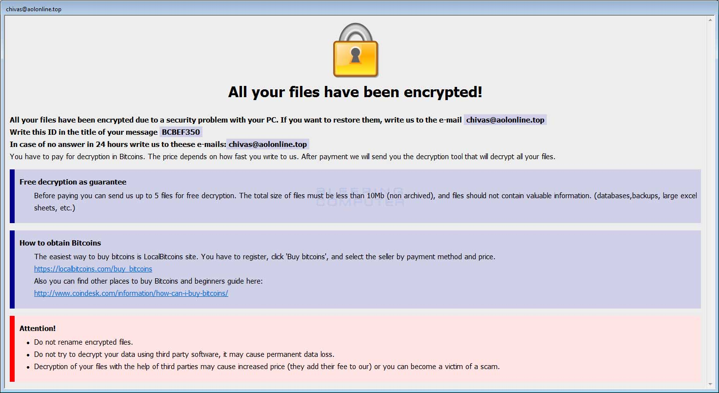 how to create a locked document