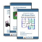 creating pdf document in turbocad
