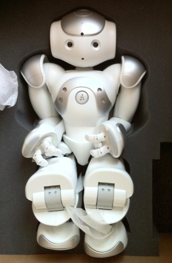 aldebaran robotics nao documentation
