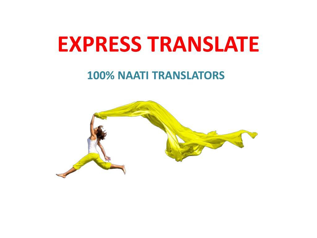 legal document translation services sydney