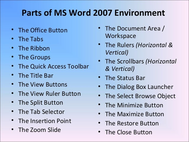 how to show tab ruler on word document