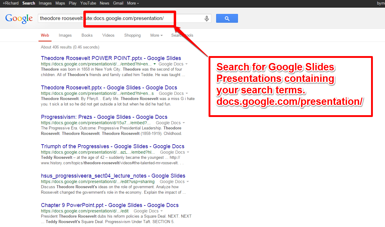 google docs shared document with group