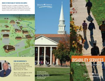 disability documentation for college