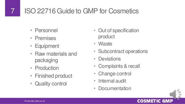 purpose of gmp documentation