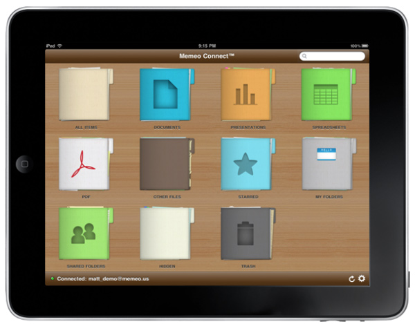 document viewer and editor for ipad