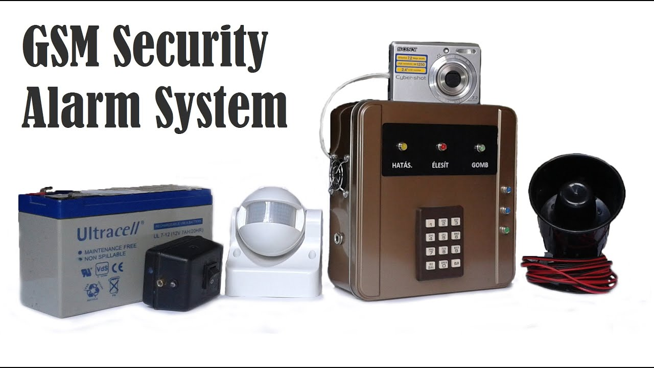 srs document for home security system