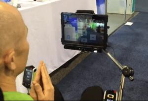 eye gaze communication system documentation