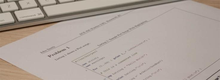 how to start latex document