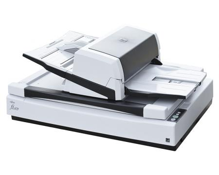fujitsu fi 6670 color duplex document scanner