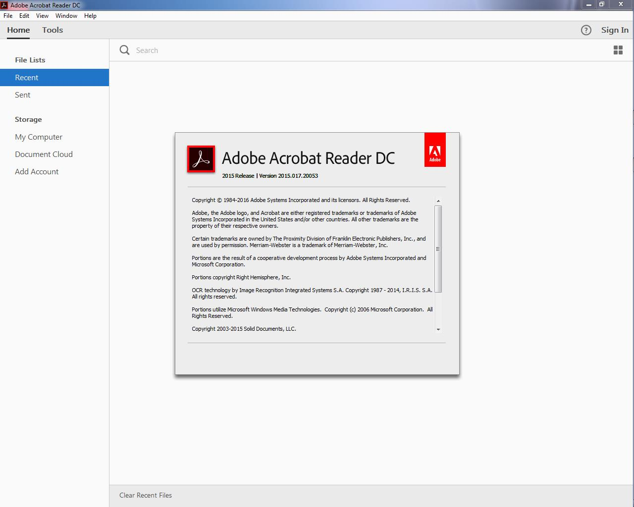 adobe message this document enabled extended features
