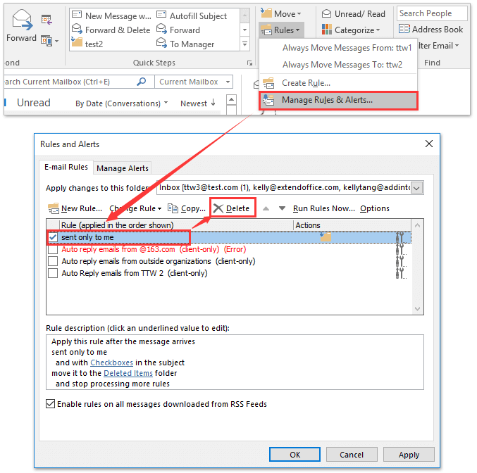 microsoft outlook sent you a secured document