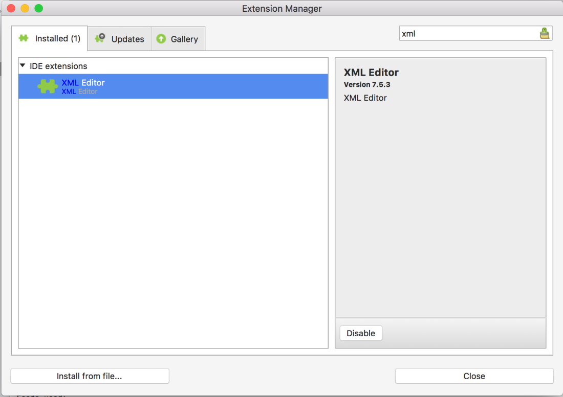 visual studio xml documentation viewer