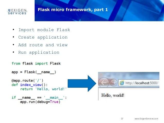 python view module documentation
