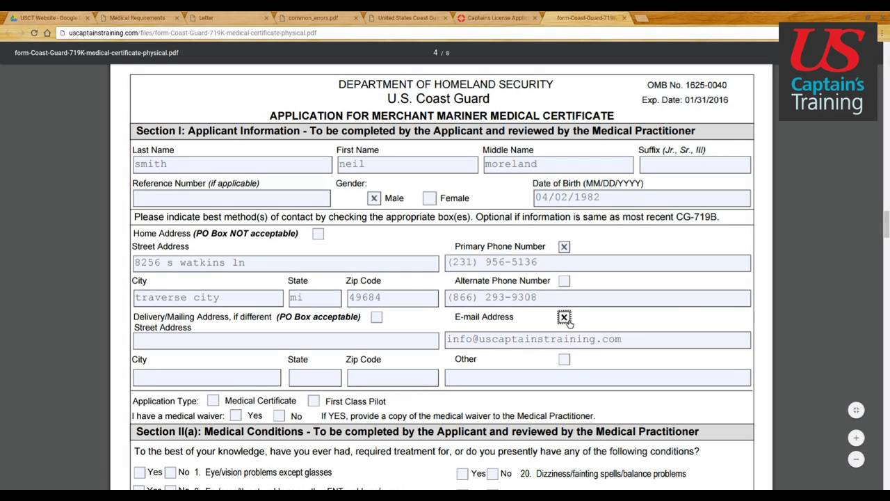 is a medical certificate a legal document