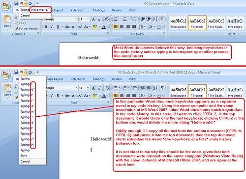 how to undo a deleted word document